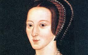 Anne Boleyn's head
