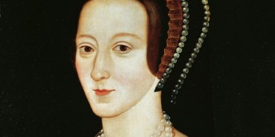 Portrait of Anne Boleyn (1507-London, 1536), Queen of England.