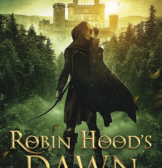 Robin Hood's Dawn cover
