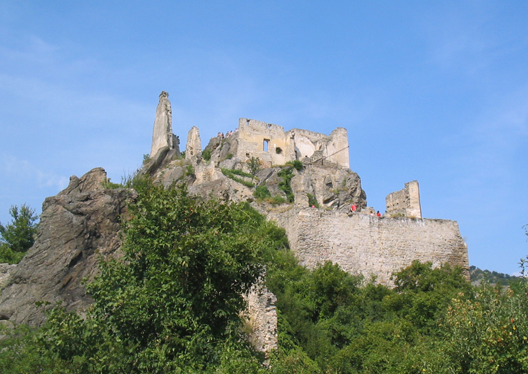 Ruins of Dürnstein Castle