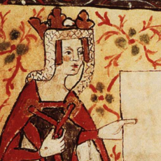 The birth of Empress Matilda