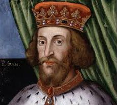 Coronation of King John of England