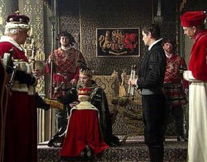 the Tudors the ennoblement of Henry FitzRoy