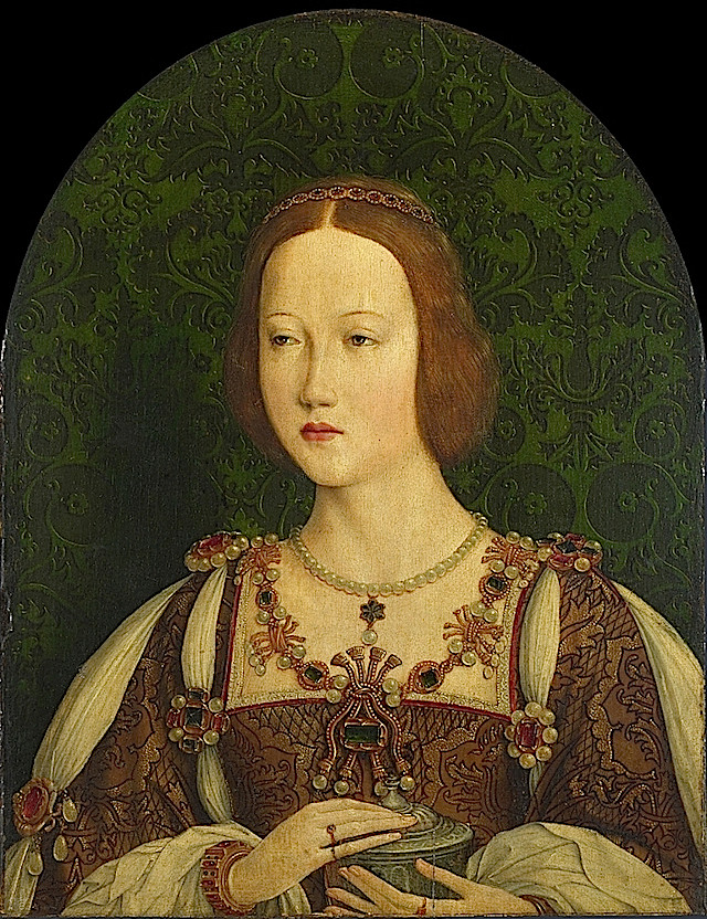 Princess Mary Tudor, Daughter of Henry VII