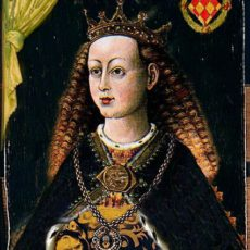 Tumultuous life: Isabella of Angoulême, second wife of King John of England