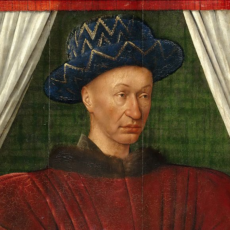 King Charles VII: from the 'King of Bourges' to the King of France free from the English