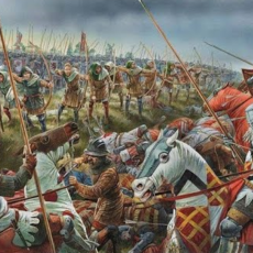 The Battle of Crécy: in the Footsteps of Edward III of England and Philippe VI of France