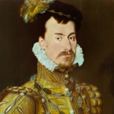 The death of Robert Dudley, Earl of Leicester, and his last letter to Queen Elizabeth I