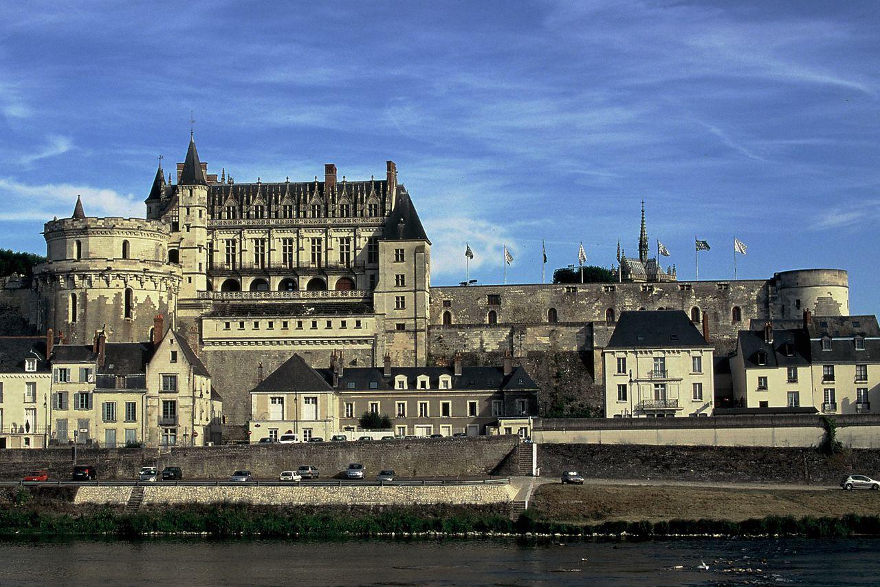 Château d'Amboise, Loire Valley, France