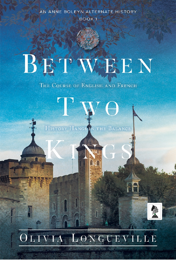 Between Two Kings, cover
