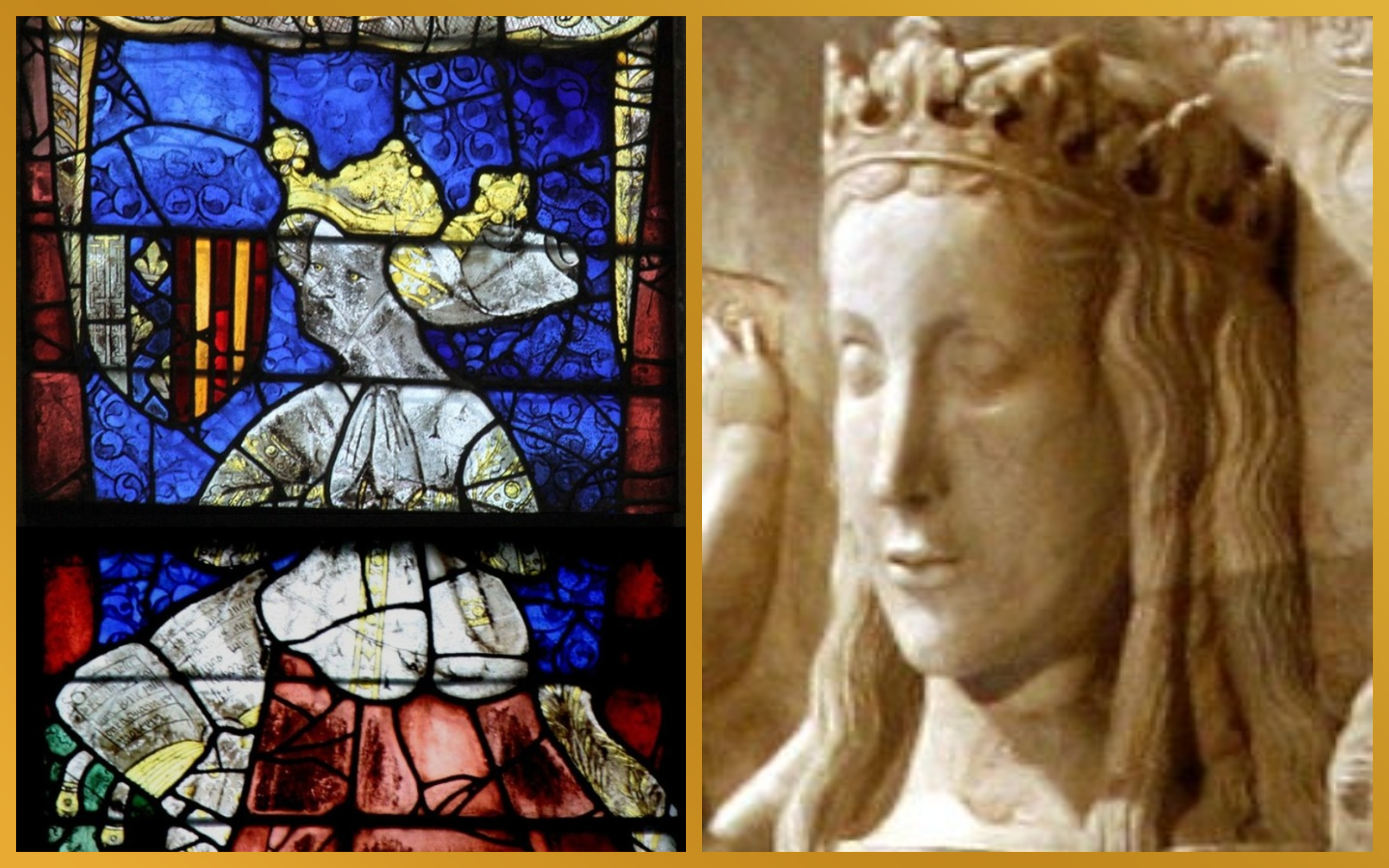 Yolande of Aragon: her mother, Violant de Bar, as a role model