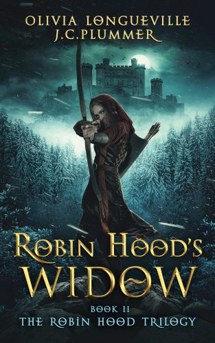 The Robin Hood Trilogy, Book 2 - cover