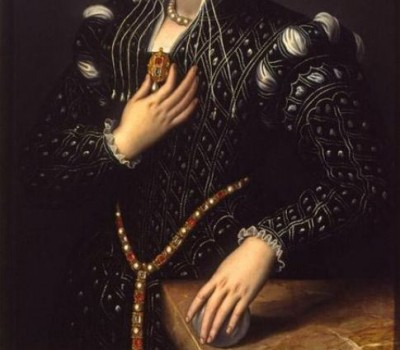 1560 Alessandro_Allori_Lucrezia_de'_Medici