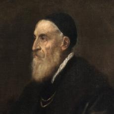 Tiziano Vecelli, or simply Titian: 'The Sun Amidst Small Stars'