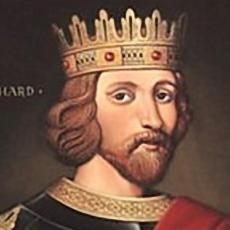 Coronation of Richard the Lionheart